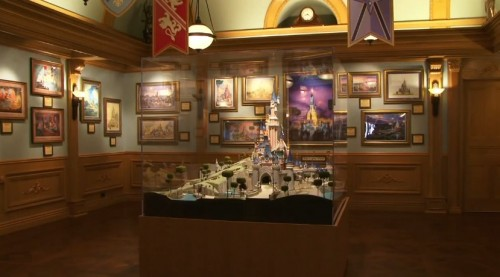 new Disney Gallery