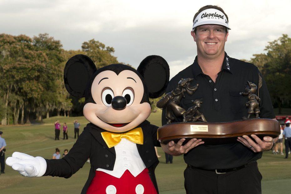 Charlie Beljan - PGA Tour Winner and Mickey Mouse
