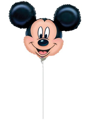 Mickey Mouse Balloon on a Stick
