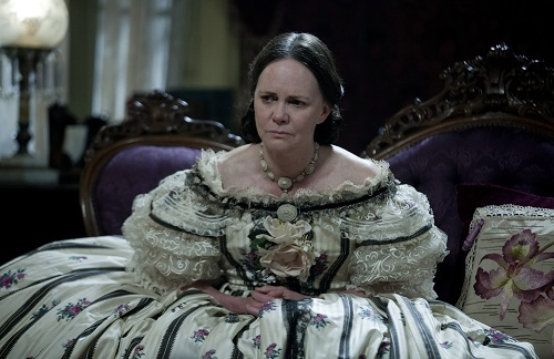 Mary Todd Lincoln - Sally Fields