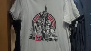 Retro WDW T-shirt