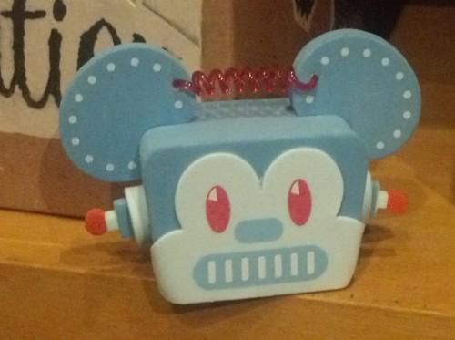 Robot Mickey Antenna Ball