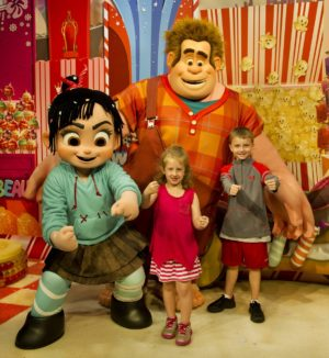 Wreck-It Ralph Comes to DisneyÕs Hollywood Studios