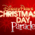 Disney Parks Christmas Day Parade Logo