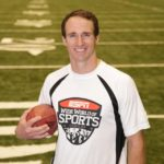 Drew Brees at ESPN WWOS