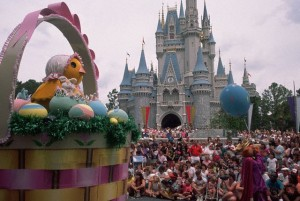 Easter Parade at Disney World's Magic Kingdom