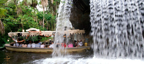 Jungle Cruise - Courtesy Disney