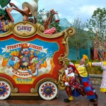 Giggle Gang Clowns at Storybook Circus