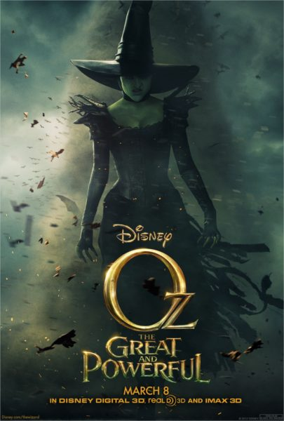 Oz - Wicked Witch is Theodora
