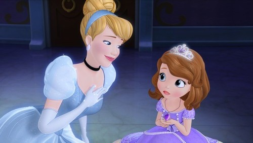 Cinderella and Sophia