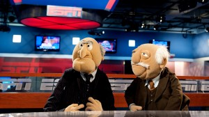 Statler and Waldorf would approve of this synergy
