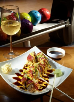 Splitsville Puts a Spin on Bowling Alley Cuisine