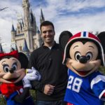JOE FLACCO GOES TO DISNEY WORLD FOLLOWING SUPER BOWL XLVII VICTORY