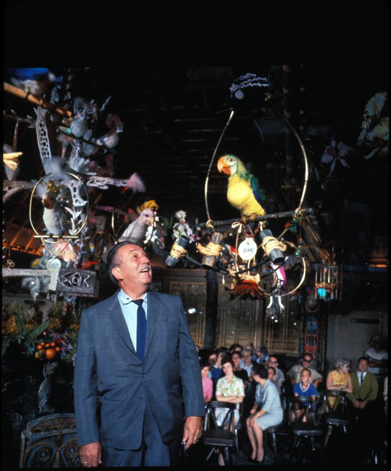 Walt Disney S Enchanted Tiki Room Television