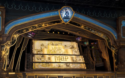 (April 25, 2013)  Mickey and the Magical Map (Paul Hiffmeyer/Disneyland Resort)