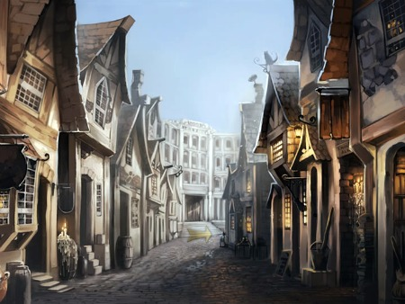 gringotts-diagon-alley