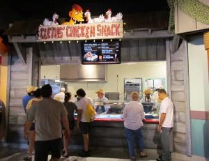 Cletus' Chicken Shack
