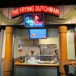 Seafood at the Frying Dutchman