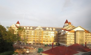 The red roofs are now visible too.
