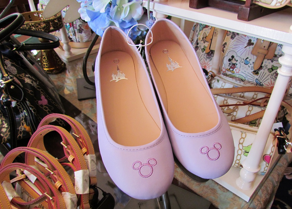 If you want a real set of shoes, Disney has you covered there too. These come in a few different colors.