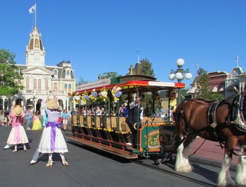 The Spring 2012 Trolley Show