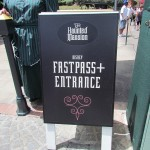 MyMobile Magic and Fastpass+ was testing. I saw a few wristbands, but only one group using it as Fastpass.