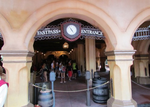 Fastpass has come to Pirates of the Caribbean.