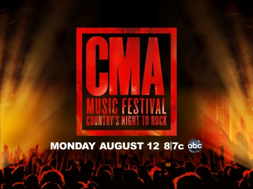 "Logo for the 2013 CMA Music Festival ""Country's Night to Rock"" TV Special"