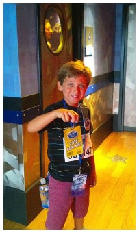 Indigo at the American Idol Experience. Come and cheer him on tonight at 6pm.