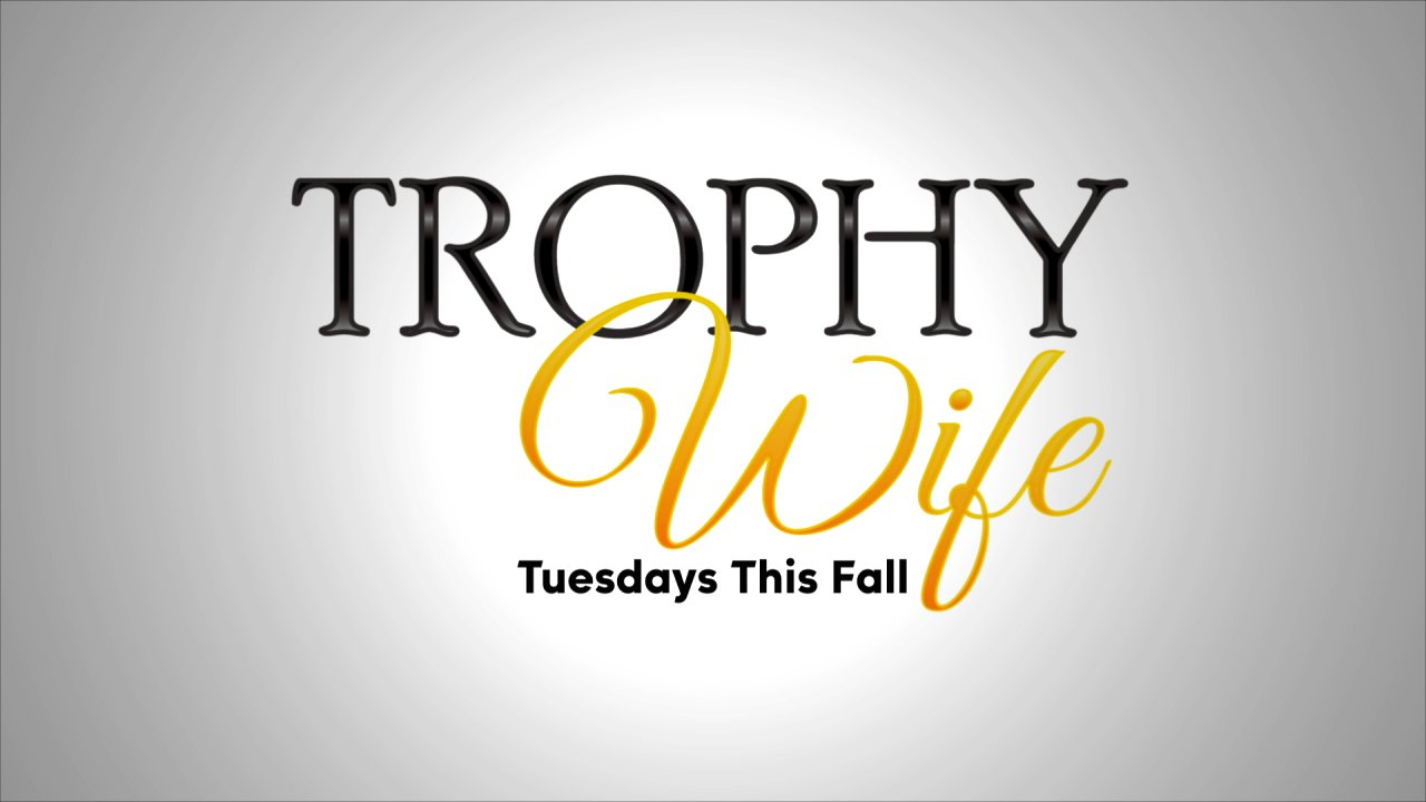 Capa do Trophy Wife seriados