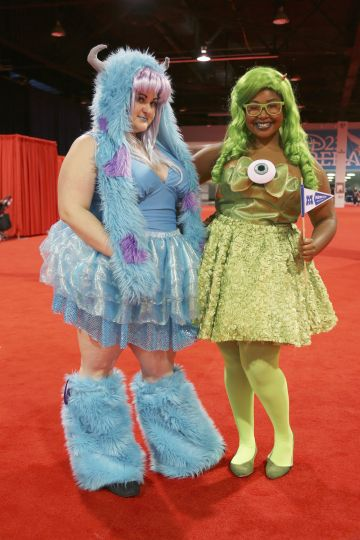 D23 Expo Day Two Cosplay And Highlight Video The