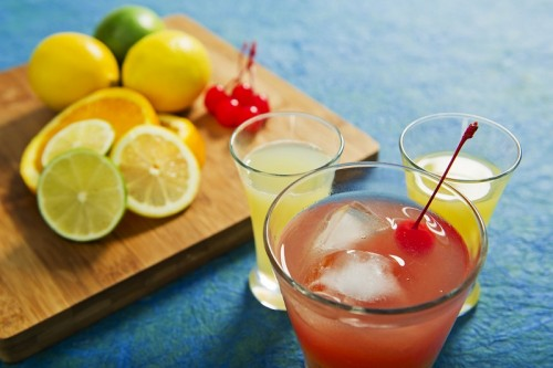 At the Hawaii marketplace, guests can pair the Seven Tiki Mai Tai with a Kalua Pork Slider and at the Scandinavia marketplace, the Xante Sunshine cocktail will refresh palates