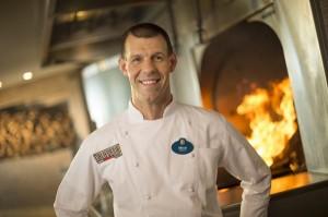 California Grill Chef de Cuisine Brian Piasecki