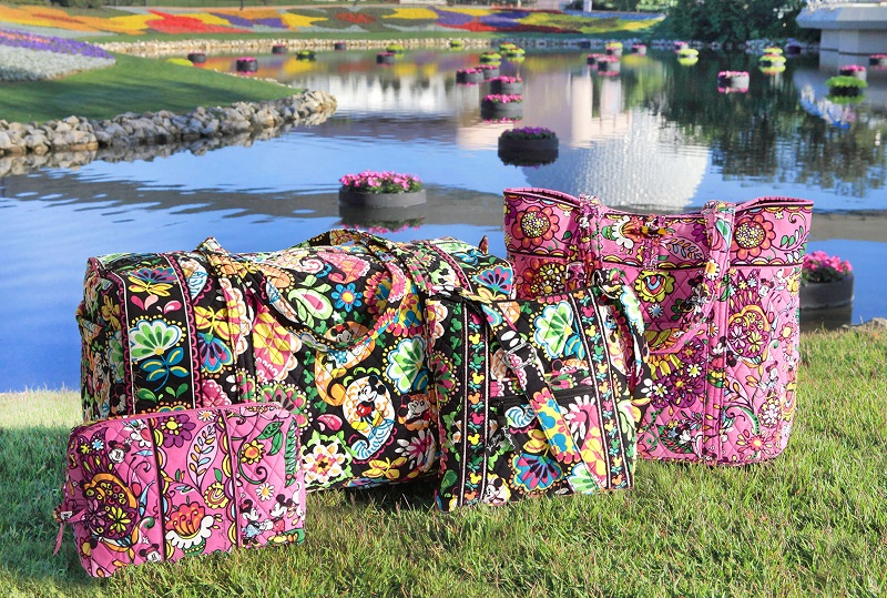 Disney Collection by Vera Bradley Debuts at Walt Disney World Resort Sept. 21, 2013
