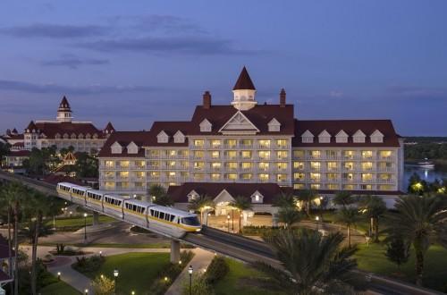 The Villas at DisneyÕs Grand Floridian Resort & Spa
