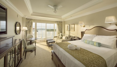 The Villas at DisneyÕs Grand Floridian Resort & Spa - Deluxe Studio