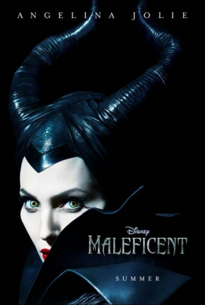 maleficent, poster, trailer, angelina jolie, disney, sleeping beauty