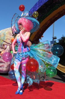Balloon Dancer from Finale unit