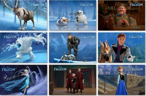 trading-cards-frozen