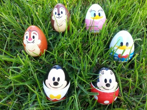 This year's prize for participating in the Egg Hunt