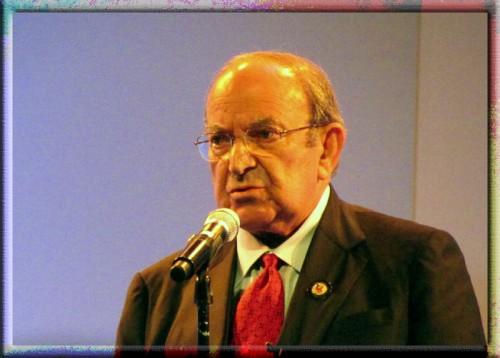 Disney Legend, former Walt Disney Imagineering President, Marty Sklar
