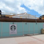 A second starbucks location is in progress (in cast the Westside is too far to walk for your cup of joe)