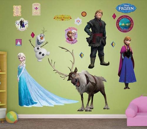 frozen-wall-decals