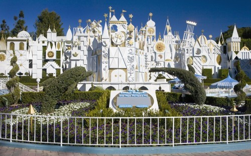 IT'S A SMALL WORLD AT THE 1964 WORLD'S FAIR 50TH ANNIVERSARY
