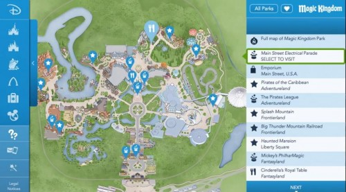 Disney parks unveils smart tv app for vacation planning the disney disney parks is introducing a new app for your smart tv the app lets you explore interactive park maps watch videos featuring disney destinations gumiabroncs Image collections