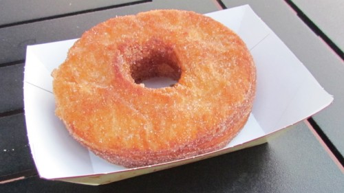 The delectable cronut.