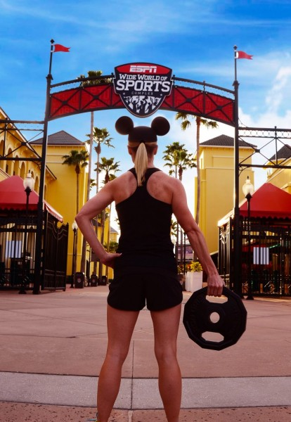 Disney-Fit-challenge