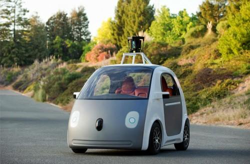 GoogleCar-Proto