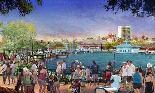 Disney Springs: Marketplace