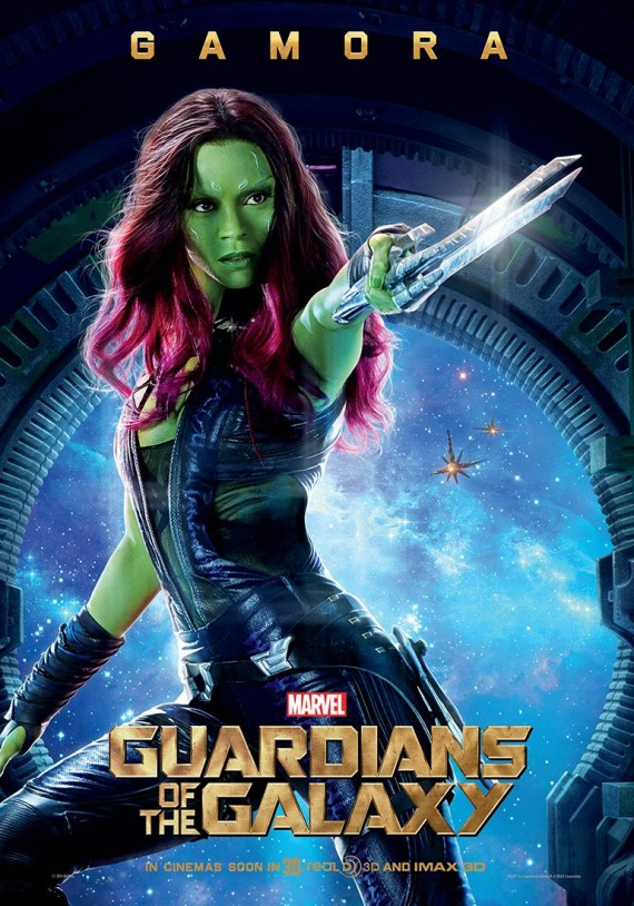 Guardians-of-the-Galaxy-Gamora-character-poster-570x814